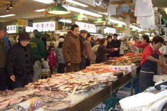 Kushiro Washo Ichiba Market