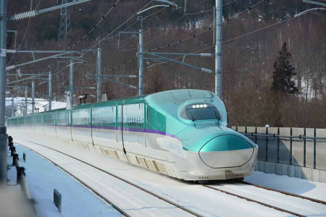 Hokkaido Shinkansen: Hayabusa