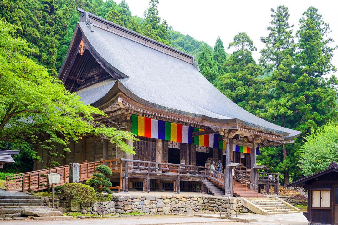 Yama-dera Temple