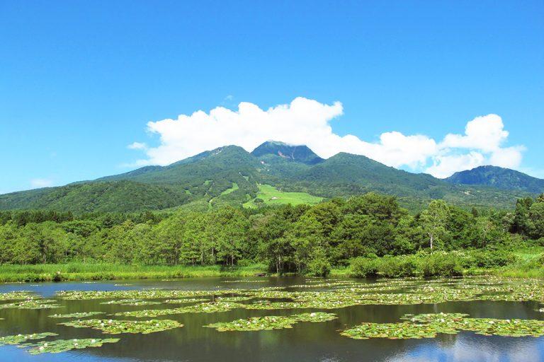 Imori Pond