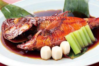 Kinmedai Fish