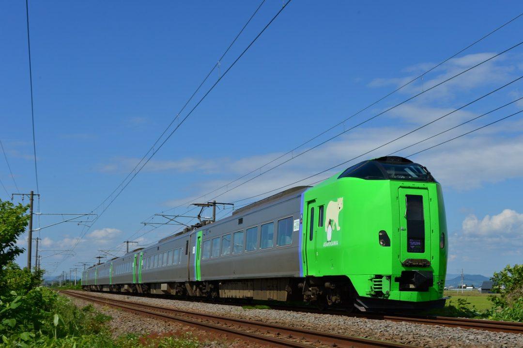 Ltd. Exp. Lilac Asahiyama Zoo Train