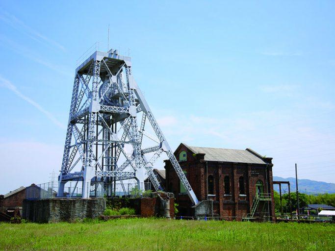 Miike Coal Mine and Manda Pit