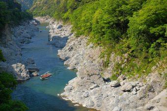 Oboke Ravine Pleasure Boat