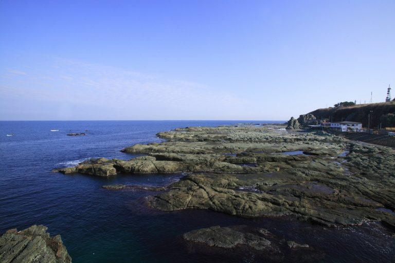 Senjojiki Coast