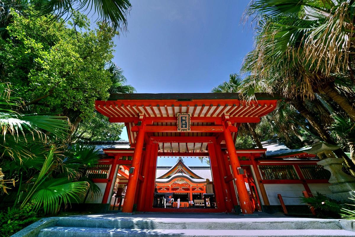 Aoshima Jingu Shrine