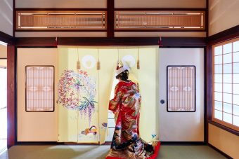 Hanayome Noren Museum (Bridal Curtain Museum)