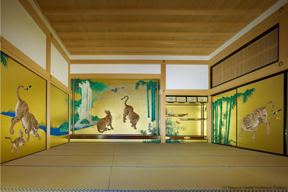 Nagoya Castle Hommaru Palace