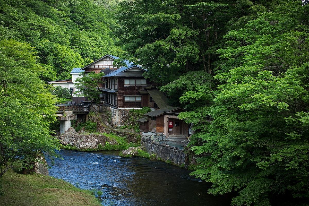 Hanamaki Onsen Village