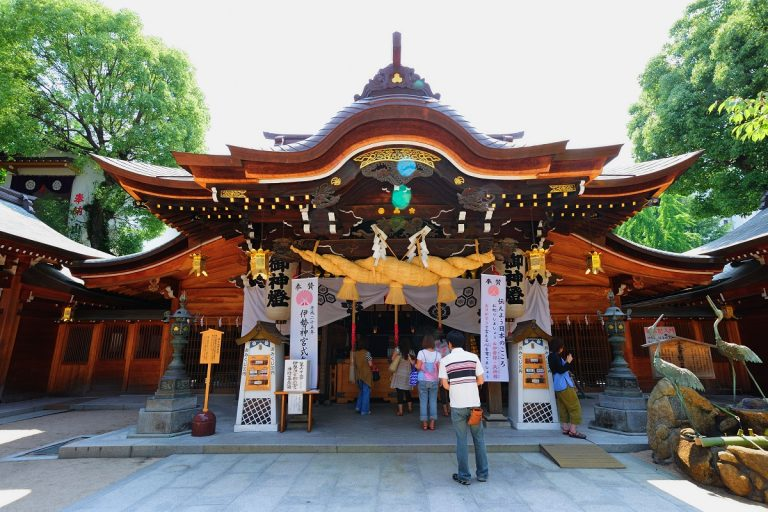 Kushida Shrine