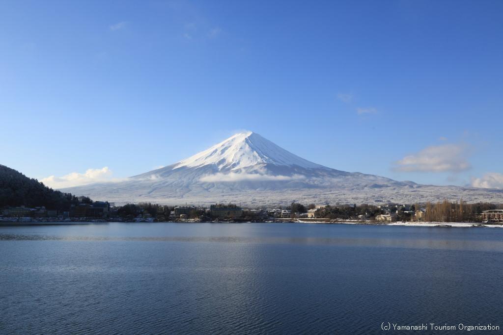 Kawaguchiko (Lake Kawaguchi)