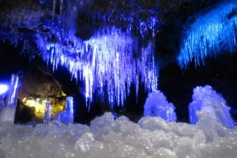 Wind Cave and Ice Cave